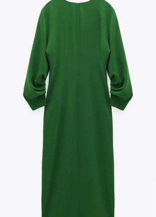 Роскошное платье zara2 фото