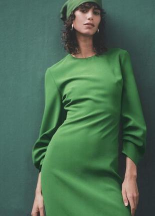 Роскошное платье zara5 фото