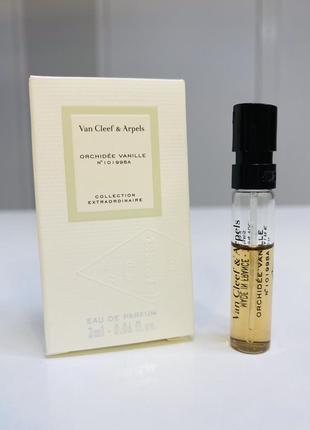 Van cleef&arpels - orchidee vanille/оригинал.