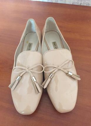 Обувь женская zara1 фото