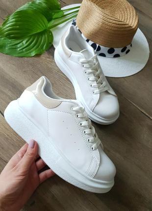 Брендовые кроссовки shoes, скандинавия 38размер
