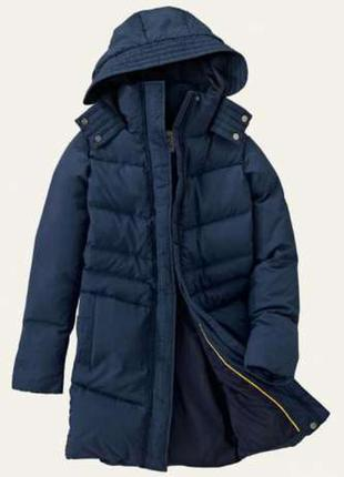 Пуховик куртка парка timberland (тимберленд) оригинал! размер 44-46-48
