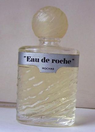 Миниатюра - rochas eau de roche - edt fraiche - 10 мл. оригінал. вінтаж
