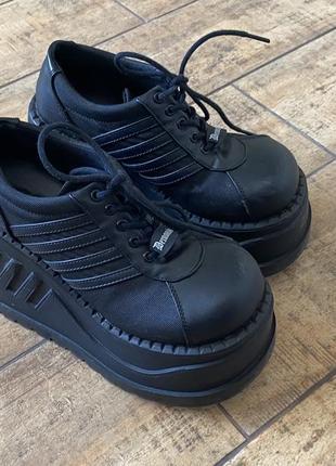 Demonia женские ботинки на платформе
