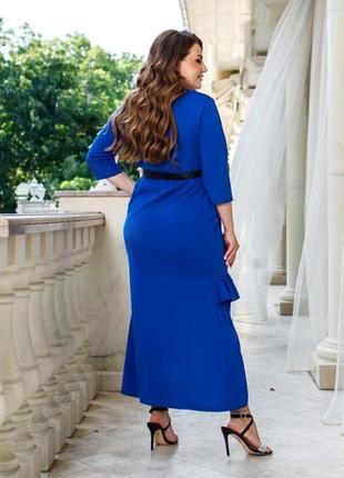Платье (50-60)2 фото