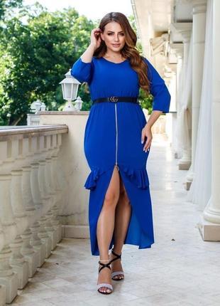 Платье (50-60)1 фото