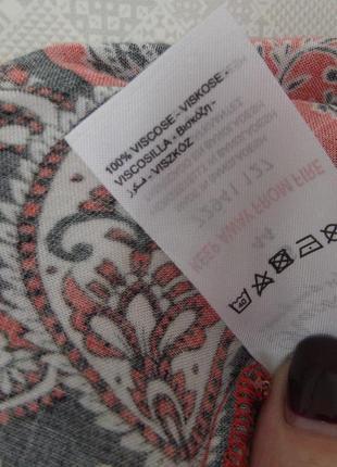 """Трендовые летние широкие брюки """"палаццо"""" на пышные формы (16 размер)6 фото"""