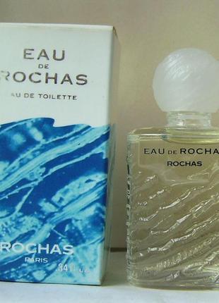 Миниатюра - rochas eau de rochas - 10 мл. орігінал. вінтаж