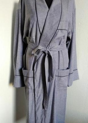 Брендовый халат