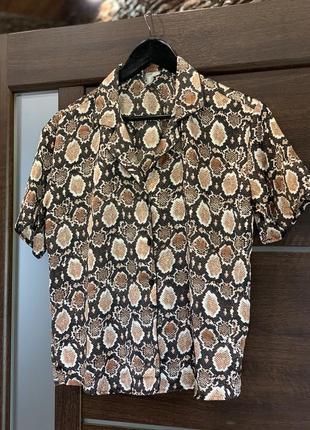Рубашка asos кофточка1 фото
