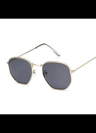 Солнцезащитные очки женские в стиле ретро