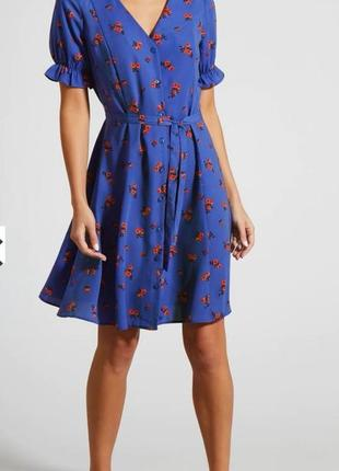 Красивое платье халат