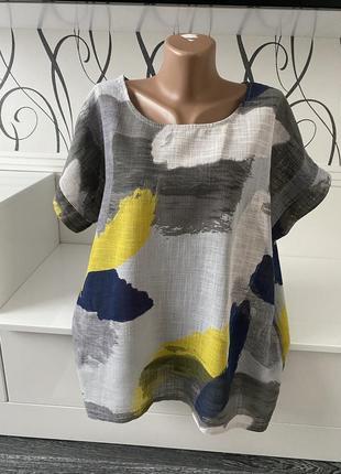 Натуральна блуза італія