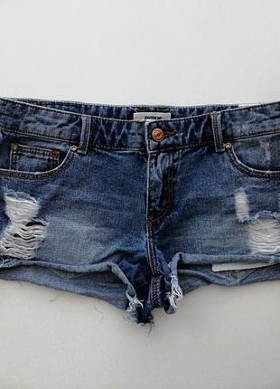 Шорты джинсовые женские pimkie