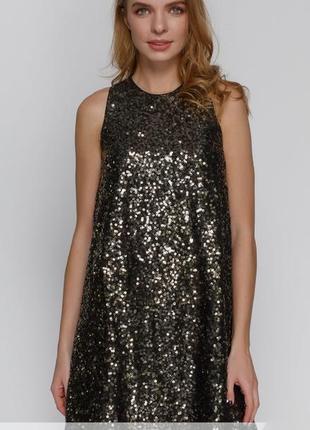 Нарядне коктельне плаття сукня платье