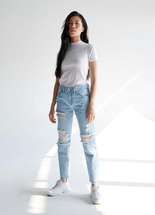 Классные джинсы 👖 от sinsay новые с биркой