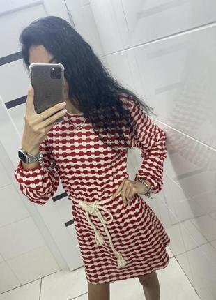 Шикарное платье zara ❤️ при покупке от двух вещей скидка 😍