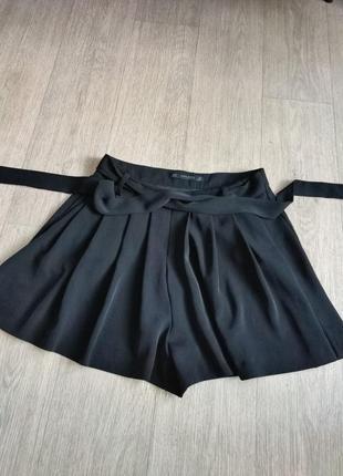Шорты юбка