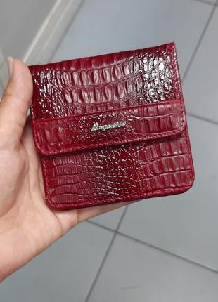 Женский кожаный кошелек karya 1106