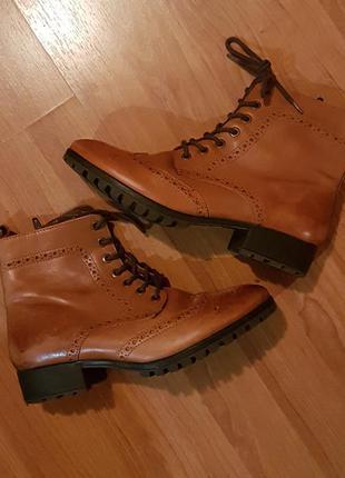 Фирменные ботиночки dune london