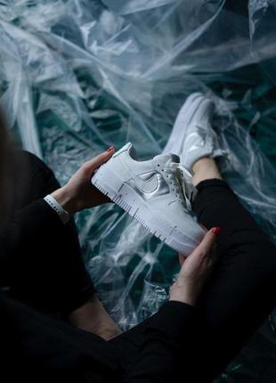 Nike air force pixel summit white