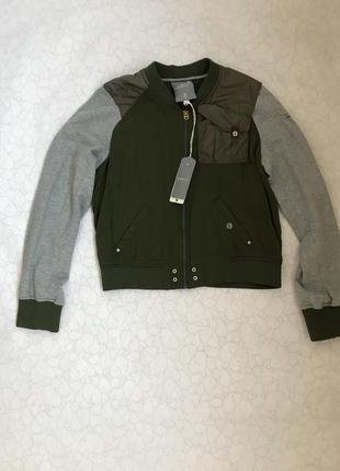 G star бомбер куртка ветровка