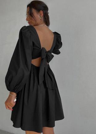 Платье женское летнее свободное оверсайз короткое мини розовое7 фото