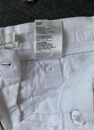 Білі шорти4 фото