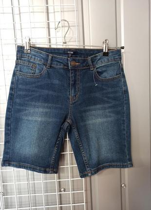 Шорты джинсовые, бермуды kiabi