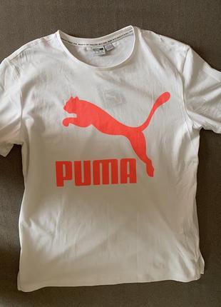 Пума футболка puma