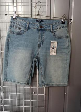 Шорты джинсовые, шортики, бермуды kiabi