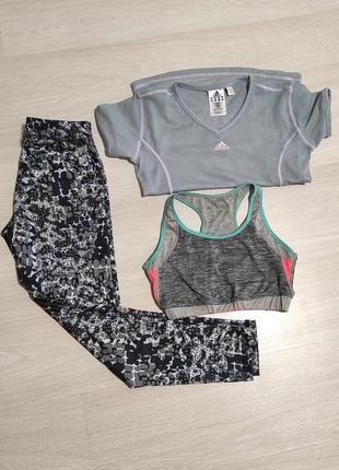 Костюм для фитнеса спорта йоги