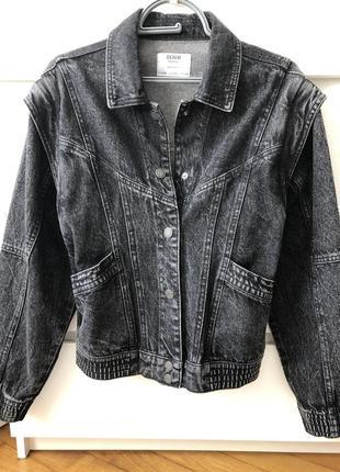 Джинсова куртка трансформе