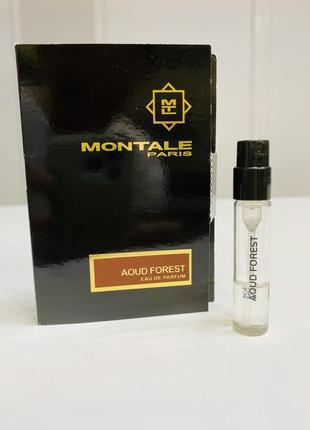 Montale - aoud forest.