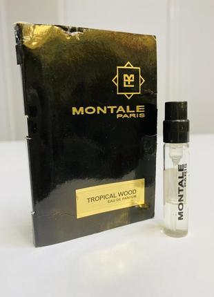 Montale - tropical wood.