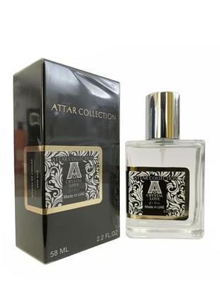 Attar collection crystal love for him, 58 мл мужские