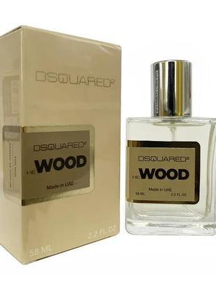 Dsquared2 he wood, 58мл мужские