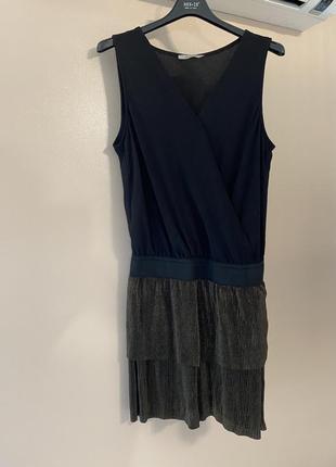 Стильное платье италия новая коллекция сарафан летнее скидки недорого модное