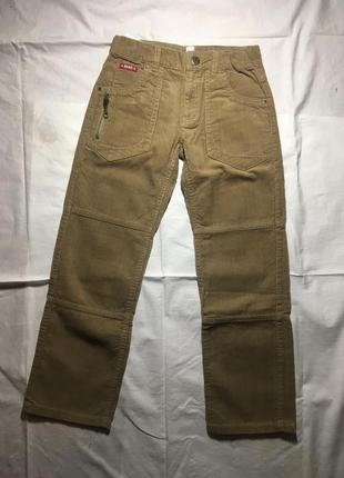 Вельветовые брюки chicco новые