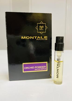 Montale - orchid powder.