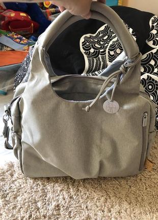 Lassig  сумка для мами
