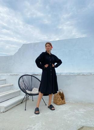 New sammer 🌿🕊 длинная льняная рубаха-платье! что может быть лучше на отдыхе?