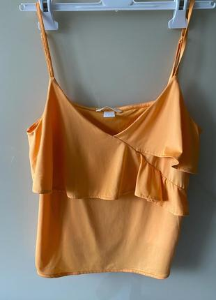 Стильный топ майка новая коллекция блуза скидки недорого модный