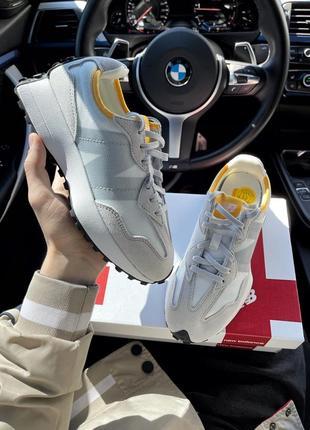 Кросівки nb 327 light grey  кроссовки