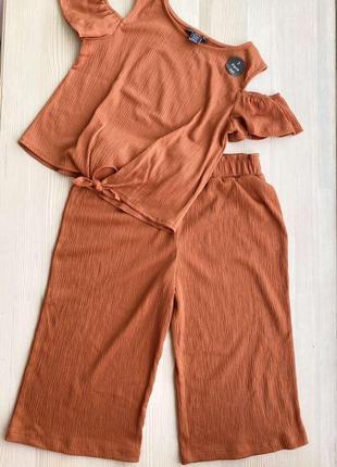 Блуза + шорты