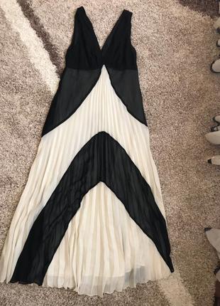 Стильное платье сарафан гофре новая коллекция скидки недорого модный