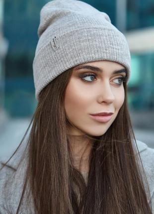 Молодежная шапка-колпак