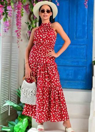 Платье лето, очень красивая модель. мега распродажа.