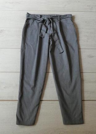 Стильные полосатые брюки от new look