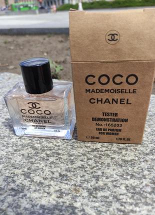 Парфюмированная вода тестер chanel coco madmoizelle